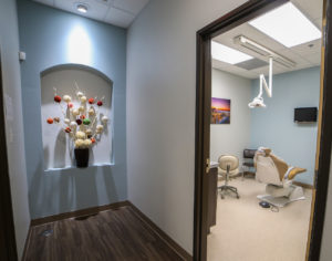 interior of practice | dentist grand prairie tx