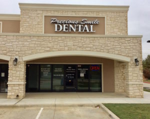 exterior of practice | dentist grand prairie tx